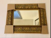 SMALL mirror wood frame - 19.5 x 15 inches Toronto