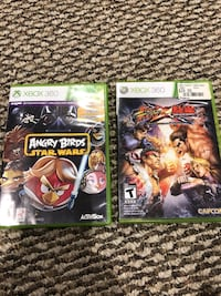 XBOX 360 Games 3 pack Whitchurch-Stouffville, L4A 0S8
