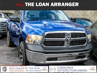 2015 dodge ram 1500 slt with 102,389km and 100% approved financing Barrie