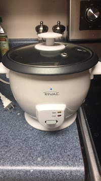 Rice Cooker Gray, 70359