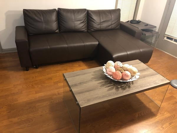 IKEA large sectional/sofa bed