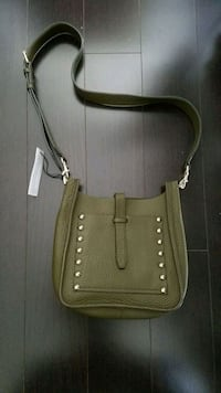 NEW Rebecca Minkoff Leather Military Olive Toronto, M4Y 0B9