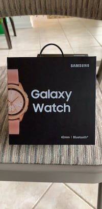 Samsung Galaxy watch 42mm | Bluetooth Woodbridge, 22191