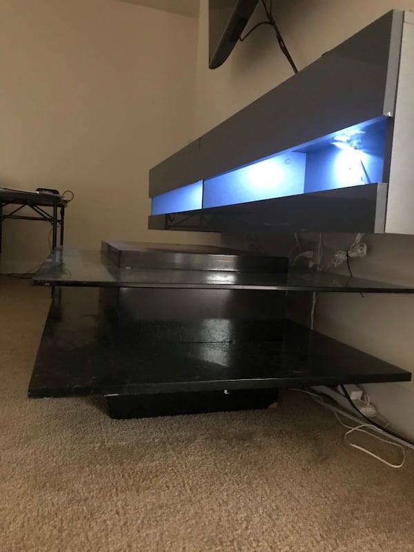 LED Floating TV Stand, coffee table & tv wall mount f902bf59-8fbd-4956-9f19-1d845420bbc3