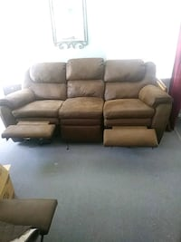 Couch like new and love seat abit worn  Derry, 03038
