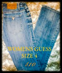 Guess jeans Calgary, T2C 3Z1