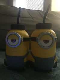 Two minion water containers Cleveland, 44111