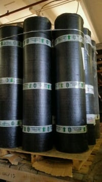 Roofing material torch roll white Los Angeles County