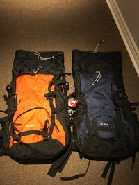 One Polar 75 litre technical mountaineering backpacks (2) Aurora, L4G 7P2