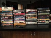 Assorted DVD movies Gilmer, 75645