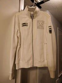 White jacket, like new Dallas, 75240