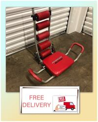 Ab machine - exercise machine for abs - free same day delivery - i accept cash or money sent online  Jacksonville, 32256