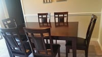 Dining table with 6 chairs  McLean, 22102