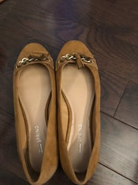 Brown flats from call it spring size 6.5