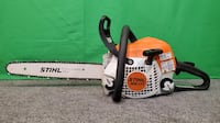 "Stihl MS171 Lightweight 16"" Bar Gas-Powered Chainsaw 73107"