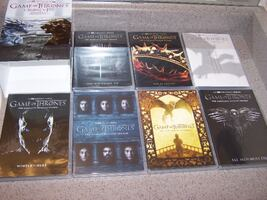 GAME OF THRONES - boxed set seasons 1-2-3-4-5-6-7