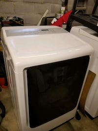 white Samsung front-load clothes washer Martinsburg, 25401