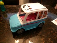 Barbie ultimate puppy mobile vehicle Addison, 60101