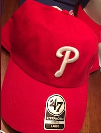 Phillies Hat $12 Brand New never used 541 km