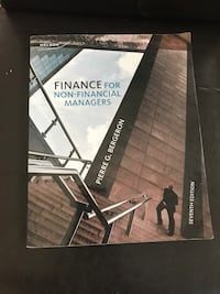Finance For Non-Financial Managers Seventh book Cranbrook, V1C