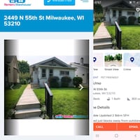 HOUSE For Rent 2BR 1BA Milwaukee