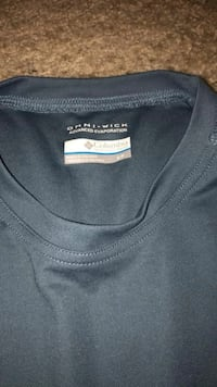 Men's Small Columbia Dry-Fit T-Shirt