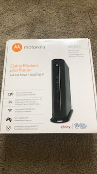 New router for Time Warner or Spectrum.  Avon, 44011