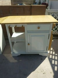 white and brown wooden cabinet Las Vegas, 89142