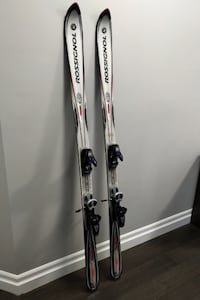 167cm Rossignol Skis for sale with Salomon Bindings