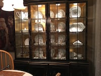 Oriental china cabinet  Riverview, 48193