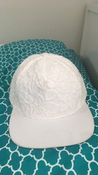 white snapback jat Maple Ridge, V2X 8N4