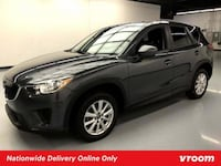 2015 *Mazda* *CX5* Sport hatchback Meteor Gray Mica Houston