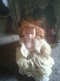 girl in white dress doll North Highlands, 95660