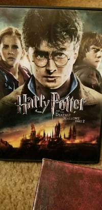 Harry potter dvd deathly Hallows  Essex, 21221