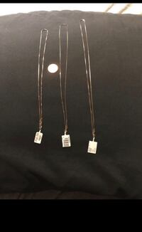 Solid 14k brand new box chains  Los Angeles, 91344