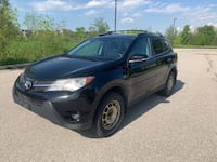 2013 Toyota RAV4 LE,FWD.CERTIFIED,A/C Cold,Back up Cam Ajax