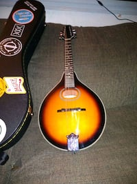 New Mandolin and Case Silverthorne, 80498