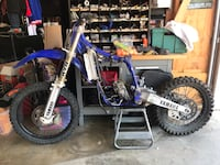 Yz250f Fountain Valley, 92708