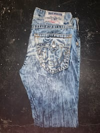 New True Religion Jeans 32 Vacaville, 95688