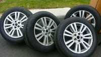 Land Rover range rover-lr4 rims and tires Stafford, 22556