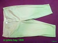 white and green Nike pants Evansville, 47712