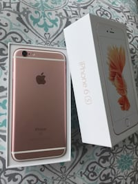 Unlocked iPhone 6s- Rosegold Mississauga, L5B