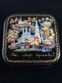 Hand painted jewelry box Amarillo, 79109