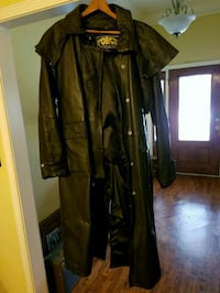 black leather duster Centerville, 31028
