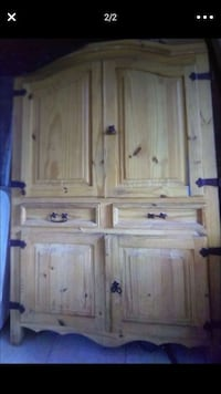 Million Dollar Rustic Sierra Armoire El Paso, 79925