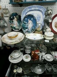 Selection of Limoges and nippon porcleinware Montgomery Village, 20886