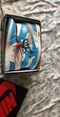 OFF WHITE AIR JORDAN 1s New Orleans, 70126
