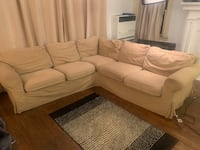 Right Arm Facing Sectional Sofa/ Couch Los Angeles, 90007