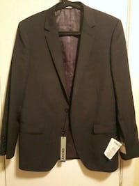 DKNY, 100% Wool, Dark Grey, New 40S Montreal, H1M 2Y7