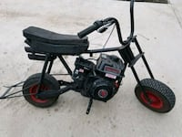 Ungoverned predator 212cc minibike Mead, 80542